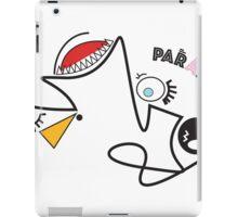 Paranoia - Emotions illustrated iPad Case/Skin