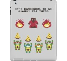 The Legend of Pizza iPad Case/Skin