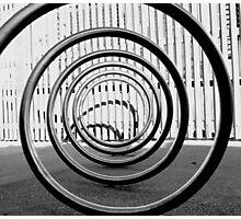 vortex Photographic Print