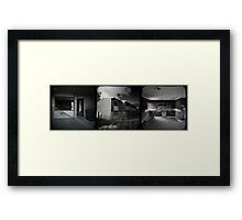 to let Framed Print