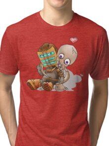Dead Space Hugs Tri-blend T-Shirt