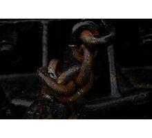 Shackles Photographic Print