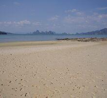 The Beach by sadanb