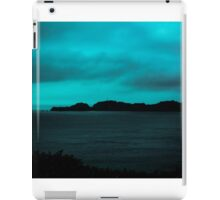 In the gloom Offshore iPad Case/Skin