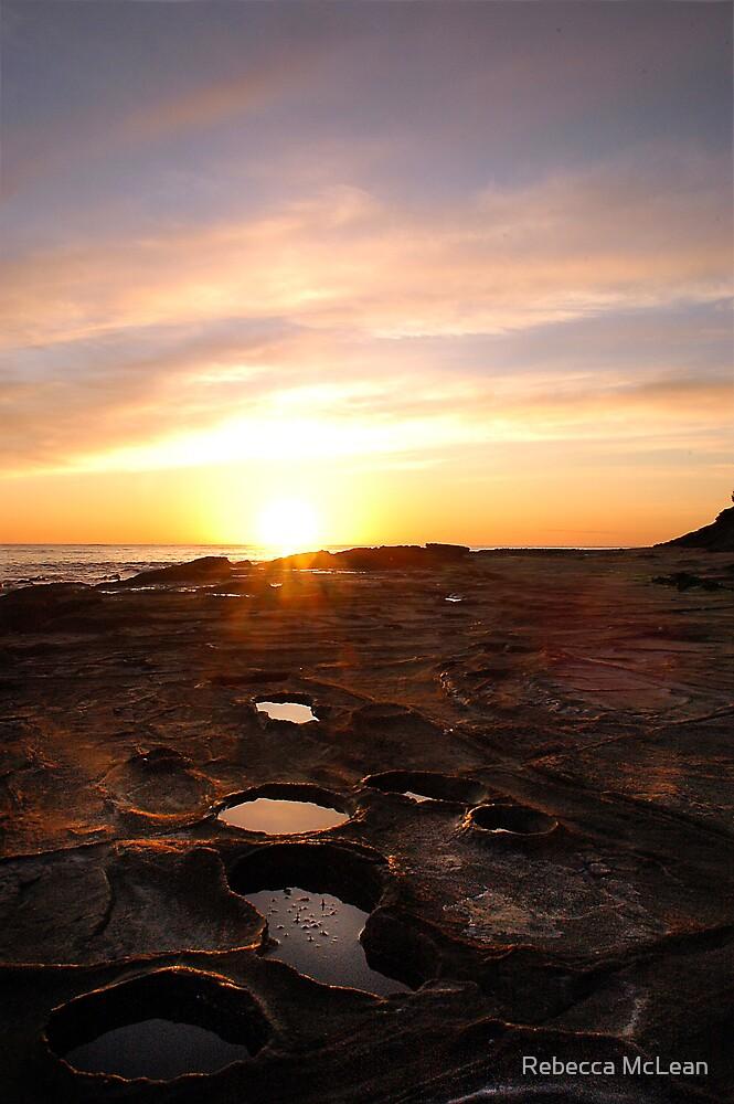 Lorne Sunrise by Rebecca McLean