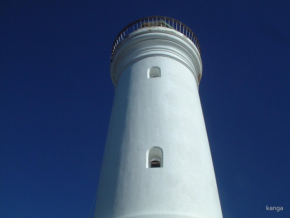 lighthouse by kanga