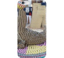 Canstruction, Can Sculptures, Seal Sculpture, Brookfield Place, New York City  iPhone Case/Skin