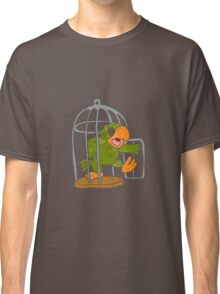 parrot out of the cage Classic T-Shirt