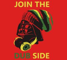 Dub Vader (green-yellow) by GarbRage