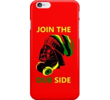 Dub Vader (green-yellow) iPhone Case/Skin