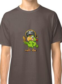 Pirate Parrot  Classic T-Shirt