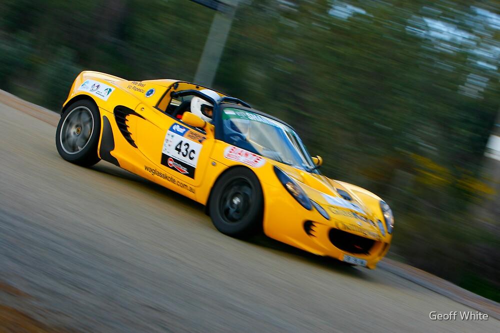 TargaWest Lotus by Geoff White