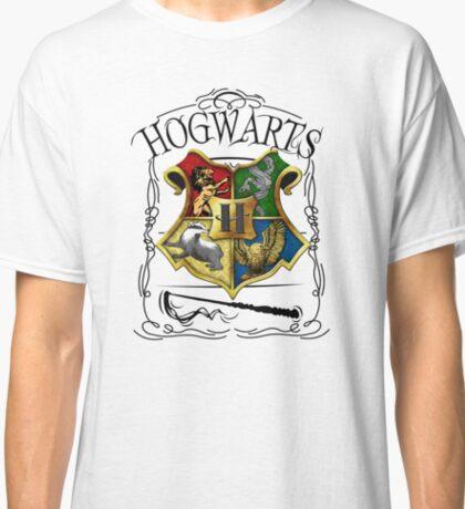Hogwarts Alumni school Harry Potter  Classic T-Shirt
