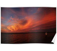 Wurdee Boluc Sunset Poster