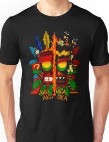 aku aku - uka  uka Unisex T-Shirt