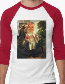 The Lone Ranger. Men's Baseball ¾ T-Shirt