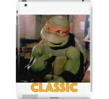 Old school turtle iPad Case/Skin
