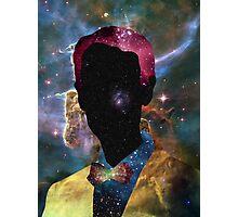 Bill Nye the Interdimensional Guy Photographic Print
