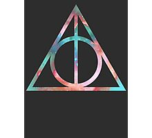 Galaxy Hallows  Photographic Print