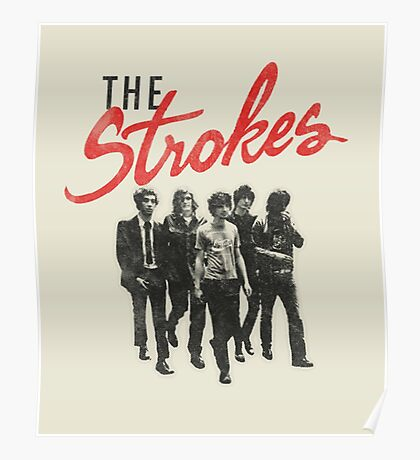 The Stroke Poster