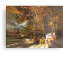 The Past Alive in the Present in Ghana Metal Print