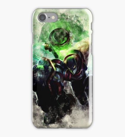 Singed iPhone Case/Skin