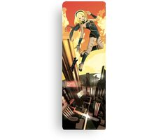 Kat | Gravity Rush Tribute Canvas Print