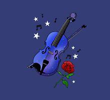Blue Violin Unisex T-Shirt