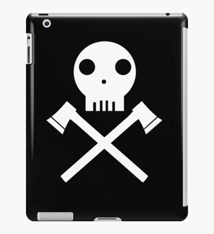 Axe Skull iPad Case/Skin