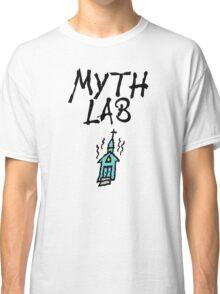 MYTH LAB  (Light background) Classic T-Shirt