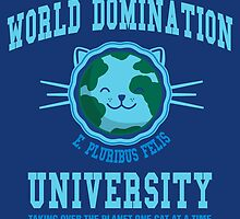 World Domination University by fishbiscuit