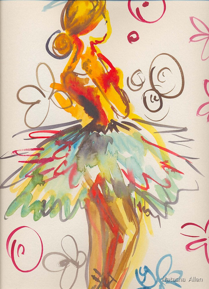 Dancer  by Natasha  Allen
