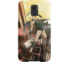 Kat | Gravity Rush Tribute Samsung Galaxy Case/Skin