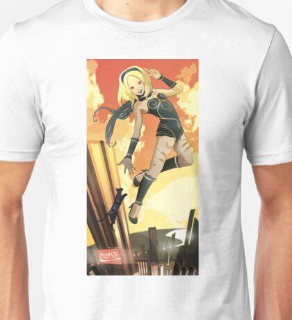 Kat   Gravity Rush Tribute Unisex T-Shirt