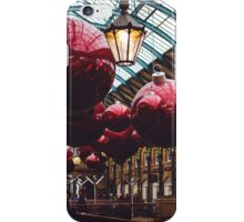 Christmas at Covent Garden iPhone Case/Skin