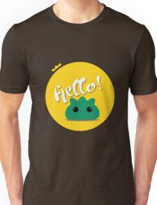 The Hello guy :) Unisex T-Shirt
