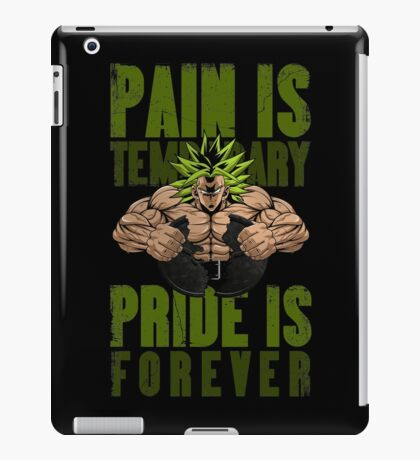 PRIDE IS FOREVER - GYM iPad Case/Skin