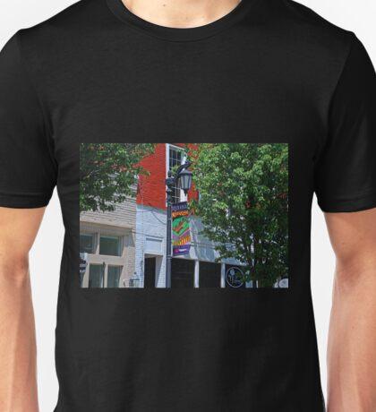 Sylvania Banner- horizontal Unisex T-Shirt