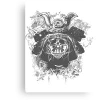 Samurai Vader Hybrid Canvas Print