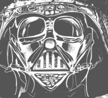 Samurai Vader Hybrid Sticker