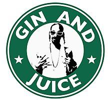 'Sipping on Gin and Juice' Photographic Print