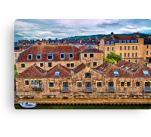 The City of Bath Canvas Print