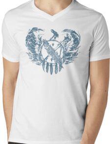 WE ARE OKLAHOMA (BLUE) Mens V-Neck T-Shirt