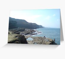 Filey Greeting Card