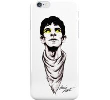 Melrin Magic Black and White iPhone Case/Skin