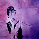 MISS GOLIGHTLY - Breakfast at Tiffany´s by ARTito