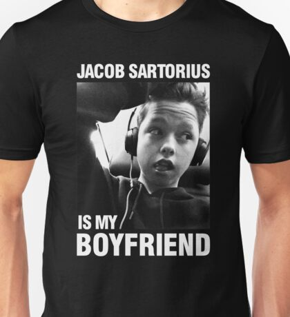 is my boy friend Unisex T-Shirt