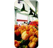 Sunday Morning Tulips iPhone Case/Skin