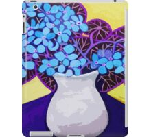 White Vase iPad Case/Skin