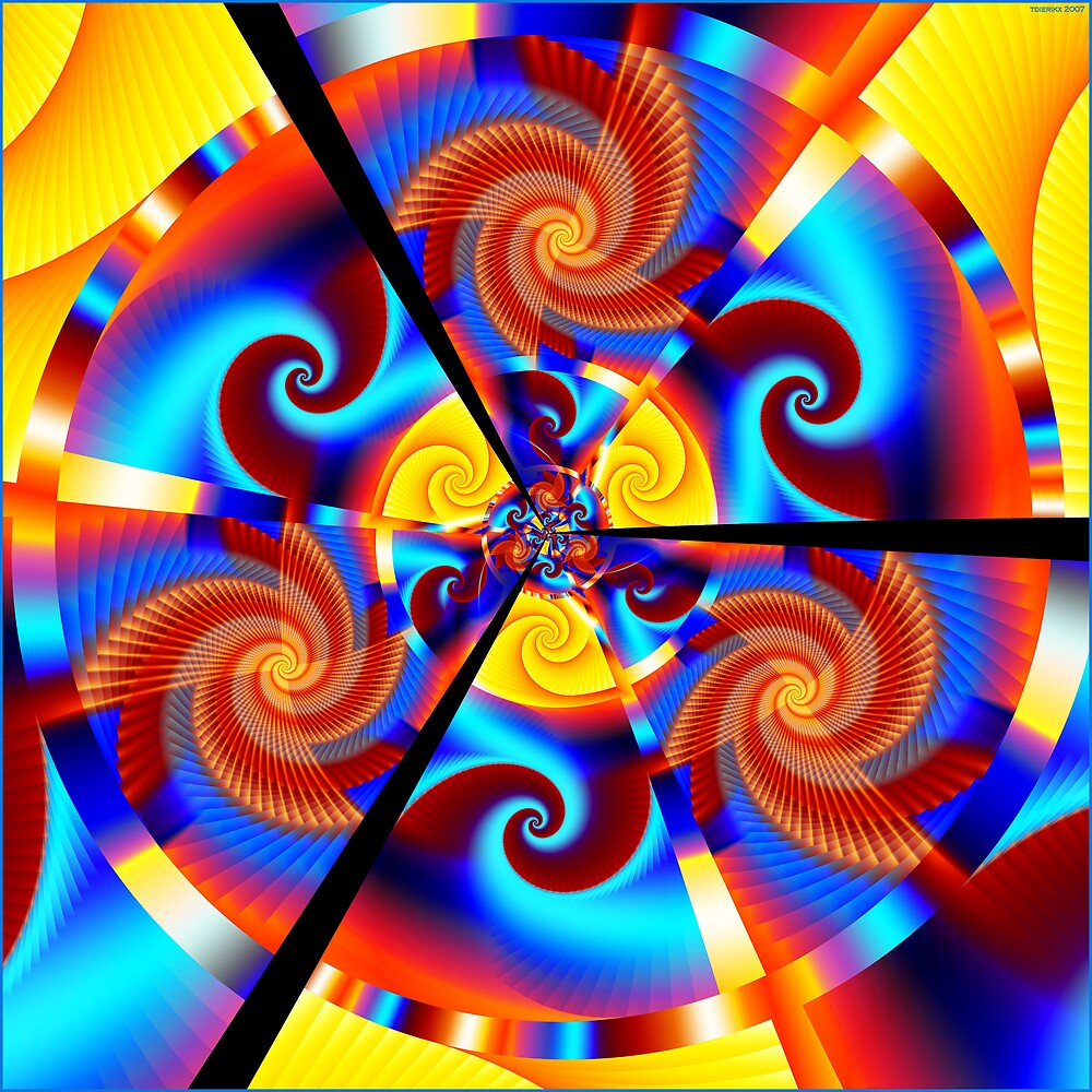 Pinwheel by tdierikx